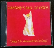 Granny and the Boys CD (Featuring the Cat Song!)